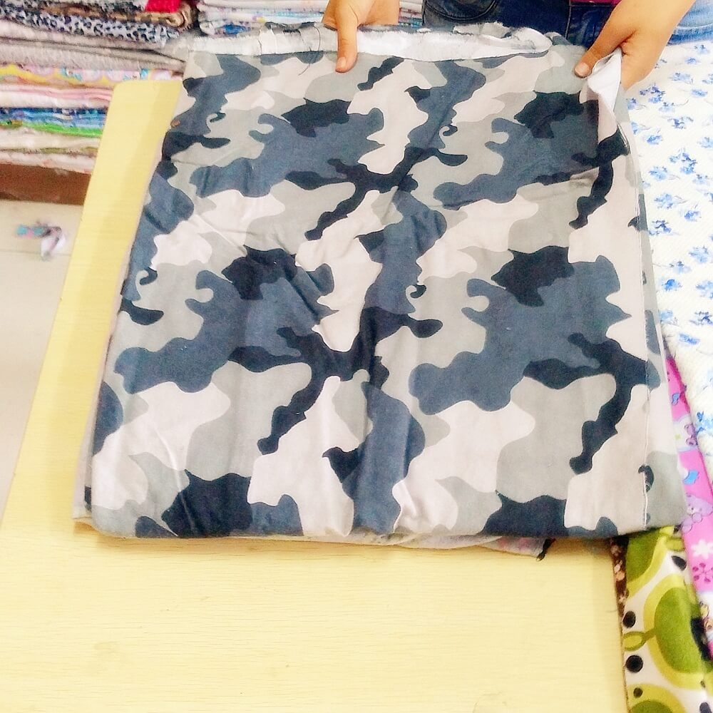 印染府绸面料Printing and Dyeing Poplin Fabric